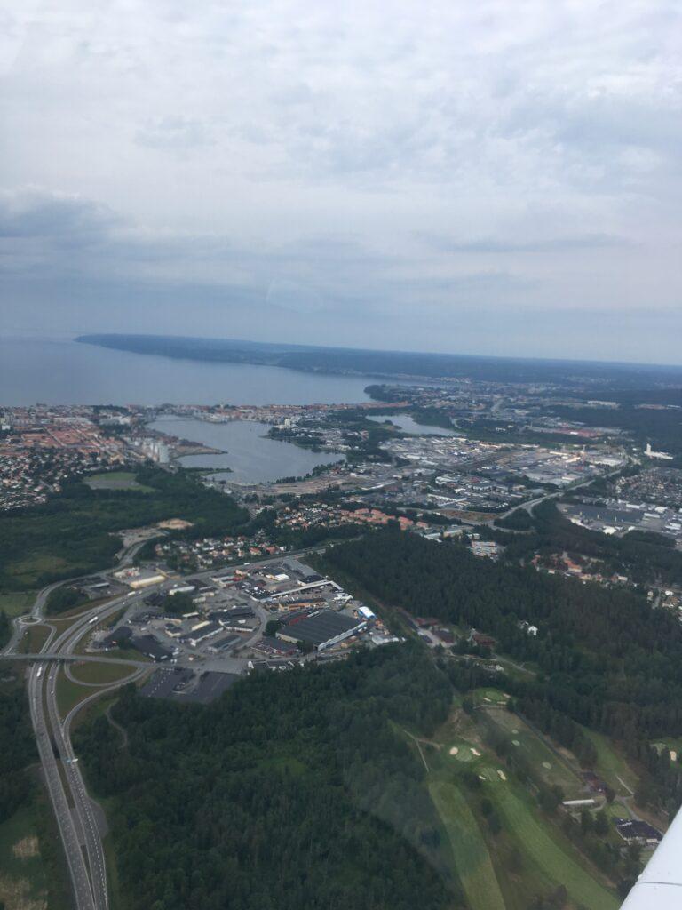 Jönköping från luften